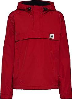 W Nimbus Pullover Blast Red Giacca Streetwear AI18