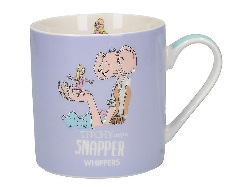 完全に乾くショット病気だと思うCreative Tops Roald Dahl Fine China Mug With Quentin Blake Bfg Illustration,