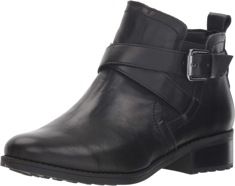 Easy Spirit Woherren Reward Ankle Ankle Stiefel, schwarz, 8.5 W US  bekannte Marke