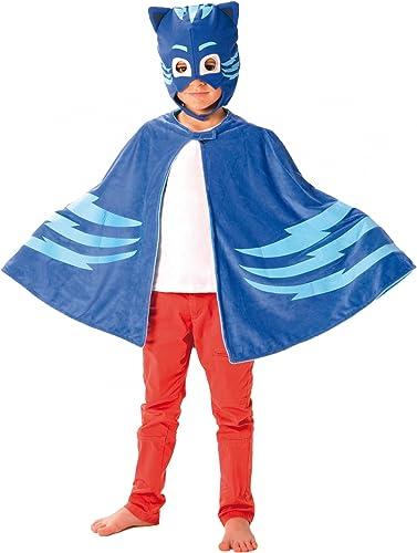 nuevo listado Generique Capa Capa Capa y máscara Gatuno Pj Masks Niño  Hay más marcas de productos de alta calidad.