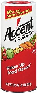 Accent All Natural Flavor Enhancer, 32 oz. (pack of 2)