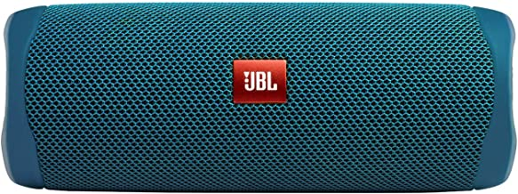 JBL FLIP 5 - Waterproof Portable Bluetooth Speaker Made From 100% Recycled Plastic - Blue