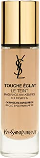 Yves Saint Laurent 'Touche Eclat Le Teint' Radiance Awakening Foundation - Bd30 Warm Almond