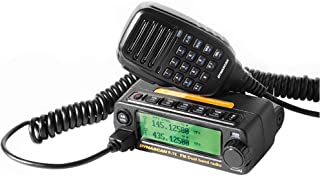 PNI Emisor de Radio VHF/UHF DYNASCAN P72 (Doble Banda, Tot, VOX)