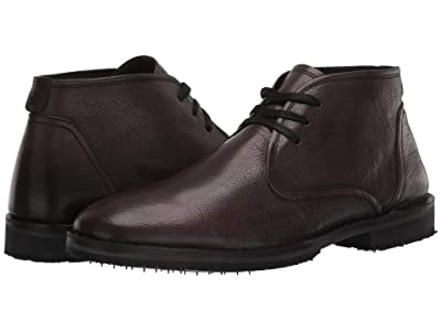 John Varvatos Portland Chukka (Dark Charcoal) Men