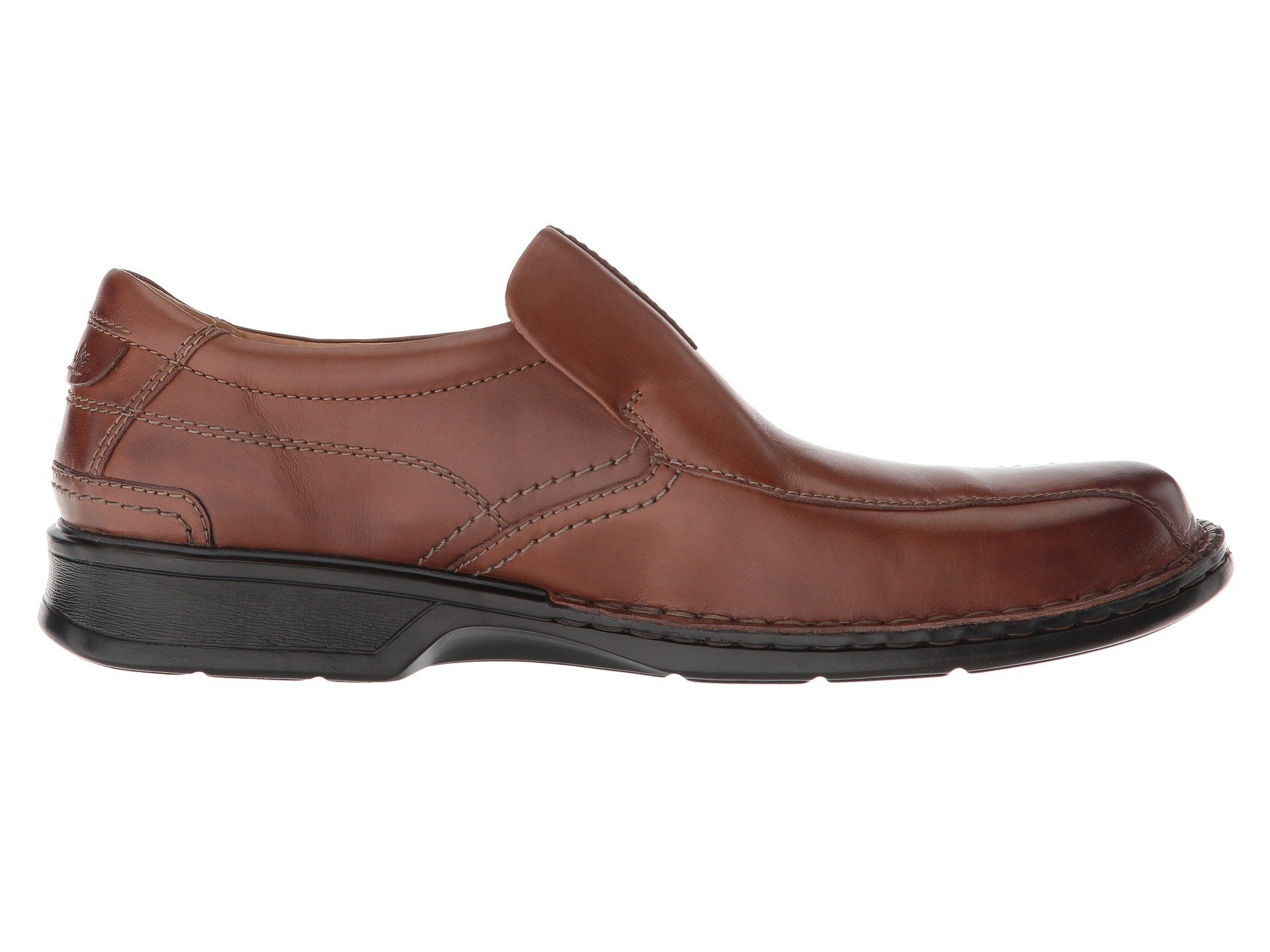 Clarks Step Clarks Escalade Leather Escalade Brown trrqS