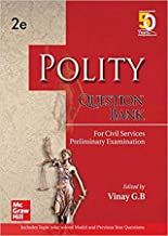 Polity Question Bank For Civil Services Preliminary Examination   Second Edition
