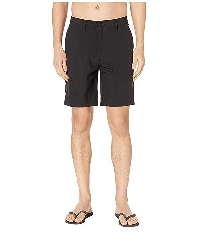 Quiksilver Union Amphibian Shorts (Black) Men