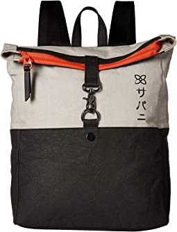 Nau Vertical Messenger Bag