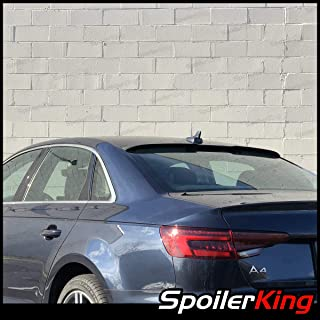 SpoilerKing Roof Spoiler w/Center Cut (284RC) Compatible with Audi A4 2017-On