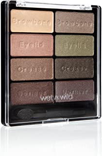 Wet 'n Wild Color Icon Eyeshadow Collection, 738 Comfort Zone