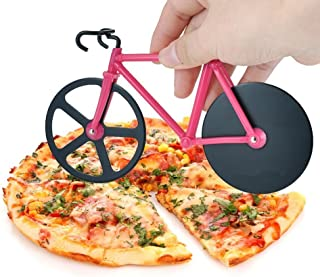 stainless pizza cutter