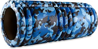 THE HUMAN CONDITION Foam Roller (33 cm x 14 cm) for Stretching, Exercise, Recovery and Deep Tissue Massage   Includes Free...