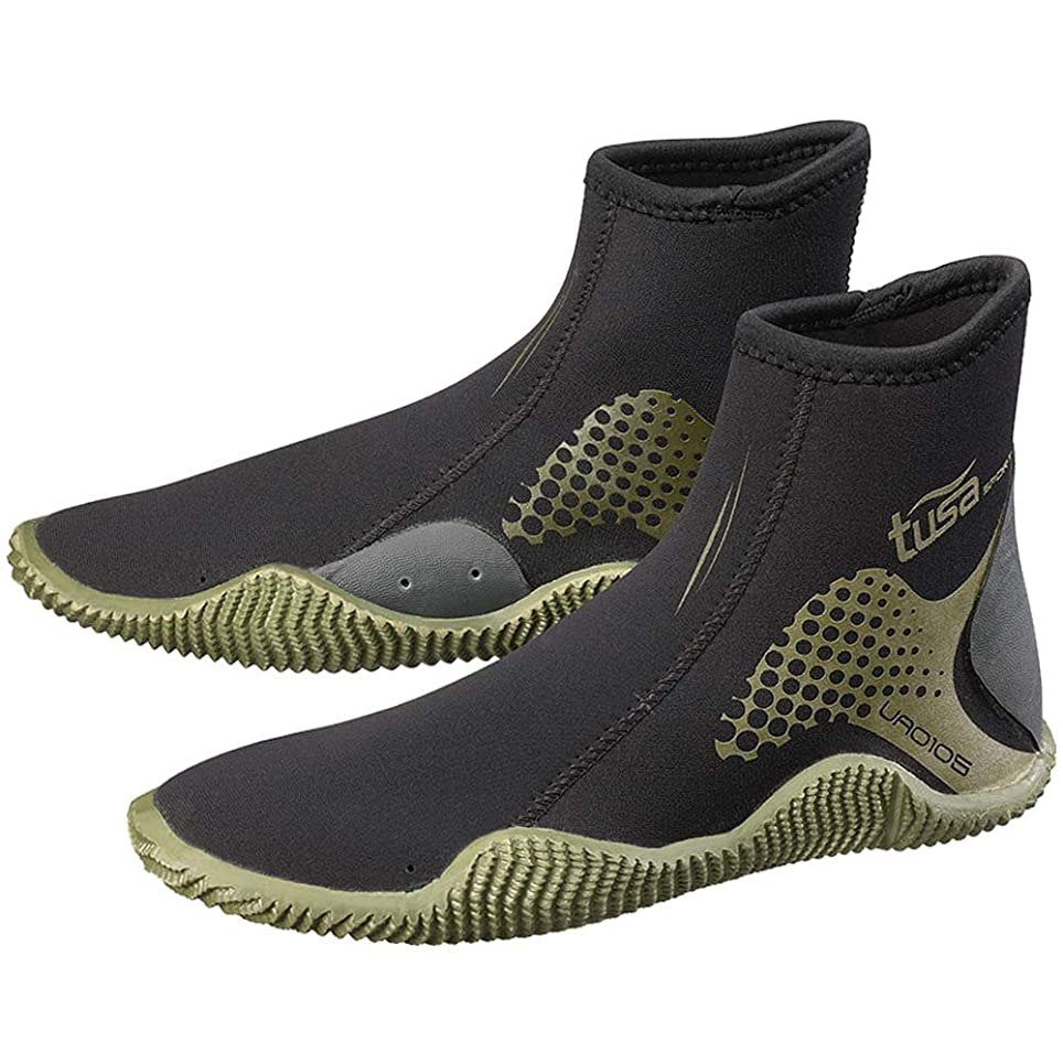 スイス人床を掃除する酸度tusa sport(ツサスポーツ) ハイカットブーツ ブーツ UA0105 カーキ 26cm