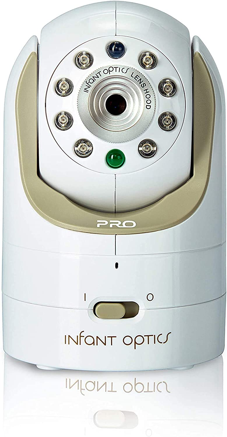 Infant Optics DXR-8 PRO Add-on Camera (Not Compatible with DXR-8), White