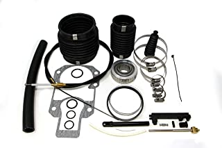 SEI Marine Products- Compatible with Mercruiser Alpha I Gen II Bellows Kit with Shift Cable and Oil Seal