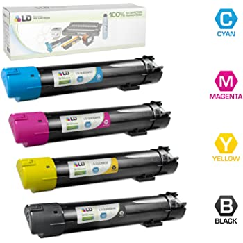 Hi-Yield Works with: 5130 On-Site Laser Compatible Toner Replacement for Dell 330-5843 330-5846 5130CDN Magenta