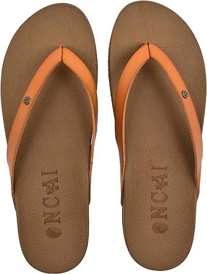 ONCAI Womens Flip Flops