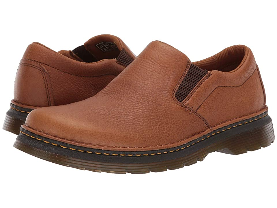 Dr. Martens Boyle Slip-On Shoe (Tan Grizzly) Men