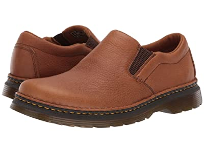 Dr. Martens Boyle Slip-On Shoe (Tan Grizzly) Men