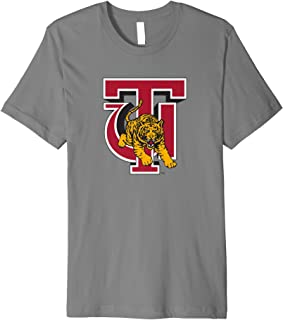 Tuskegee Tigers College NCAA T-Shirt PPTUS02