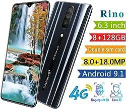 Smartphone Offerta del Giorno 8GB RAM 128GB Rom 6.3 Pollici