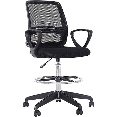 Bürostuhl Sitzhöhe 58 - 80 cm