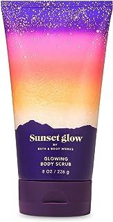 Bath & Body Works Sunset Glow Glowing Exfoliating Body Scrub - 226g / 8 oz