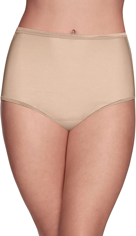 Vanity Fair Women's Illumination Brief Panties (Regular & Plus Size)