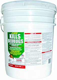 JT Eaton 203-10 Kills Bedbugs and Crawling Insect Powder (Diatomaceous Earth), 10 lbs Pail