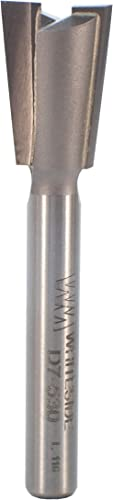lowest Whiteside Router Bits D7-530 Dovetail Bit with wholesale 17/32-Inch outlet online sale Large Diameter 3/4-Inch Cutting Length sale