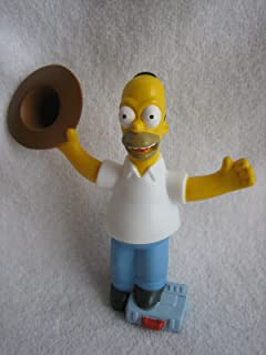 burger king simpsons toys 2007