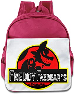 HYRONE Freddy's Game Poster Children Shoulders Bag For 1-6 Years Old RoyalBlue