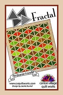 Canton Village Quilt Works Fractal Quilt