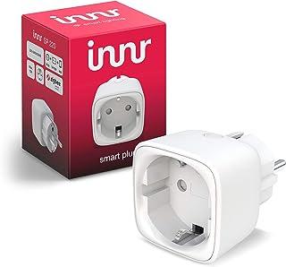Innr Smart Plug, compatibel met Philips Hue* (bridge vereist) slimme stekker, 2300W, 10A, SP 220