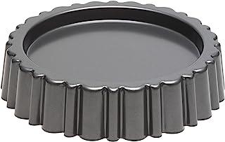 Kitchencraft Chicago metálico Profesional Antiadherente Esponja de Mary ANN Molde para Hornear/Molde para Tartas, 27cm (10,5cm), Color Gris