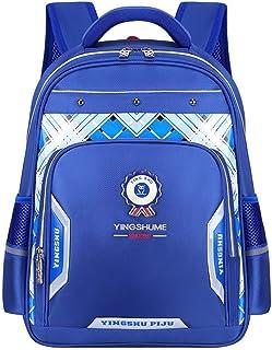 حقيبة مدرسية للطلاب والرجال والنساء على الكتفين البريطانية الرياح حقيبة الظهر