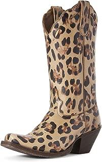Women's Leopard Larue Western Boot
