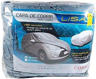 Capa com Forro Parcial para Cobrir Automóveis Tamanho G-CHG-073007-0