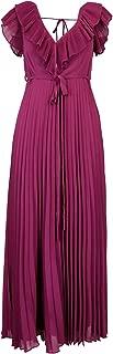 TWIN-SET Luxury Fashion Womens 192TT207004224 Purple Dress | Fall Winter 19