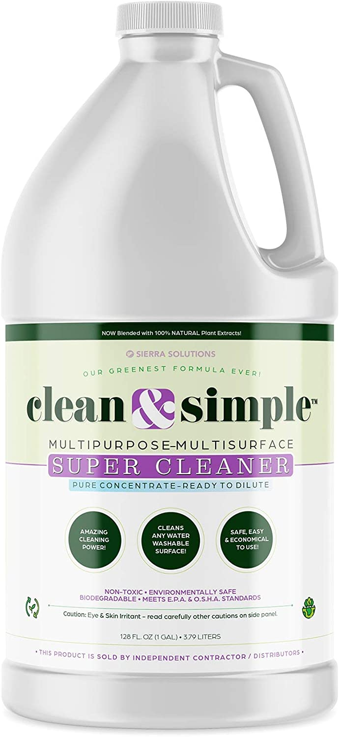 All Purpose household Recommendation cleaner clean Si concentrate by simple Super popular specialty store