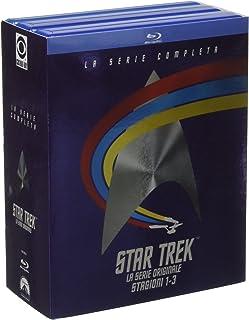 Star Trek - The Original Series - Stagione 01-03 (20 Blu-Ray) [Italia] [Blu-ray]
