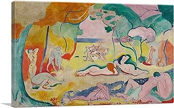 ARTCANVAS The Joy of Life 1906 Canvas Art Print by Henri Matisse - 26