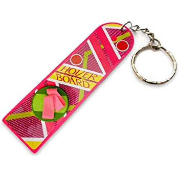 Back To The Future Michael J Fox Portachiavi Keyring