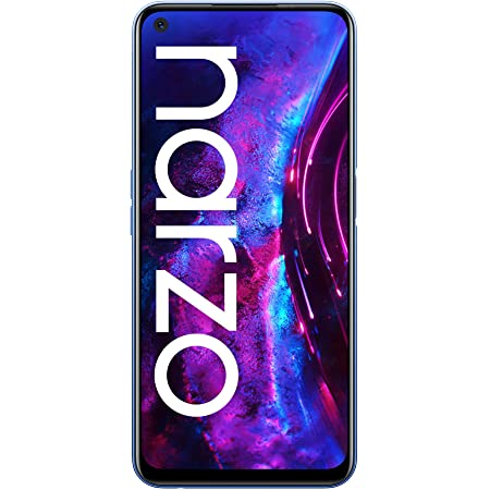 realme narzo 30 Pro (Sword Black, 6GB RAM, 64GB Storage) with No Cost EMI/Additional Exchange Offers