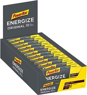 Powerbar Energize Barritas Energéticas Sabor Galletas y