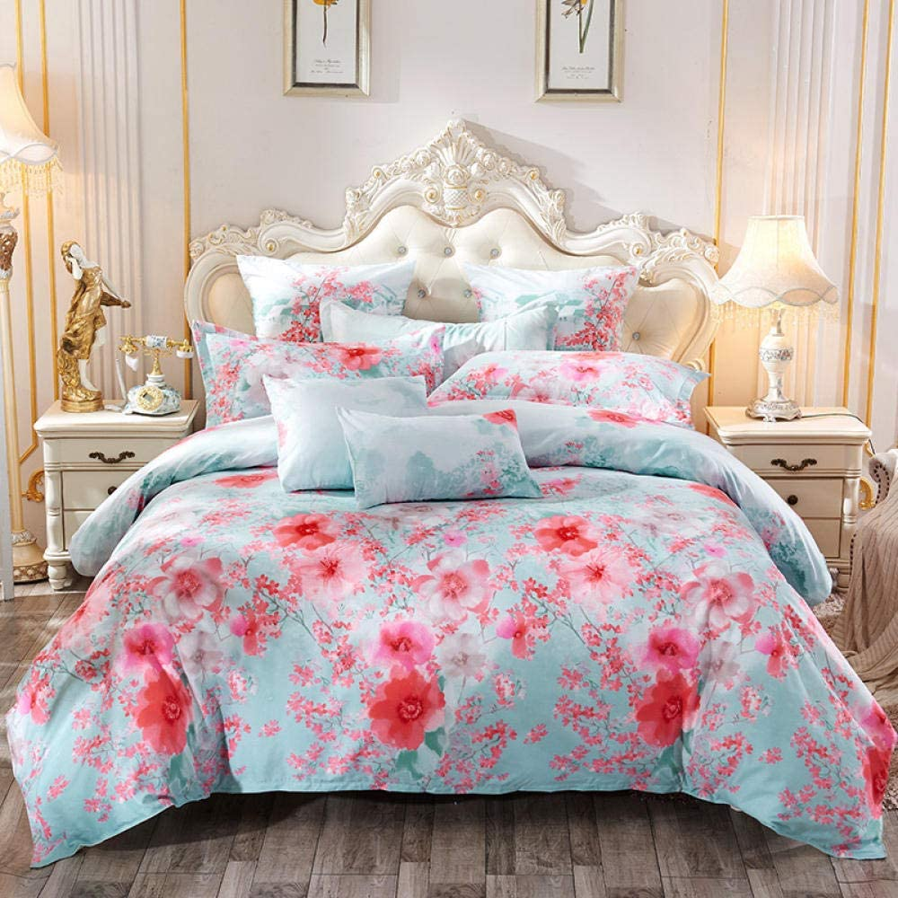 Cactuso Quilts Sets free for Boston Mall King Size High-Grade Frozen Bed Cotton 4