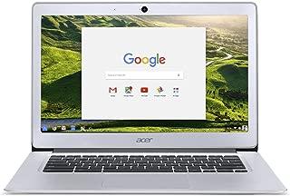 Acer Chromebook 14in Display, Intel Celeron 1.6 GHz, 4 GB Ram ,32 GB Flash, IPS FHD Screen, Chrome OS (Renewed)