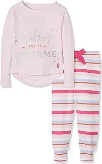 Womens Jersey Pajama Set (Toddler/Little Kids/Big Kids)