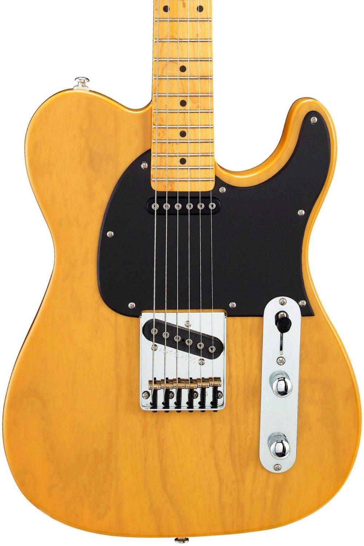 Cheap G&L Tribute ASAT Classic Electric Guitar Butterscotch Blonde Maple Fretboard Black Friday & Cyber Monday 2019